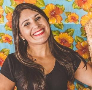 Rosane Castro foi selecionada pelo           Programa de Leitura Adote um Escritor 2019